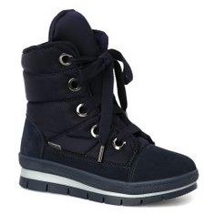 Ботинки JOG DOG 14011R темно-синий