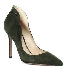 Туфли NANDO MUZI D200F24 темно-зеленый