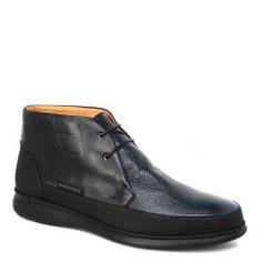 Ботинки PAKERSON 34382 темно-синий