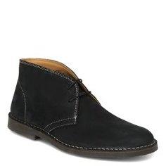 Ботинки LOAKE KALAHARI черный
