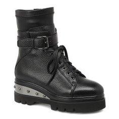 Ботинки GIANNI RENZI RS1061 черный