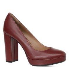 Туфли CALVIN KLEIN MANISHA темно-красный