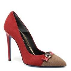Туфли LORIBLU MS1032MC красный