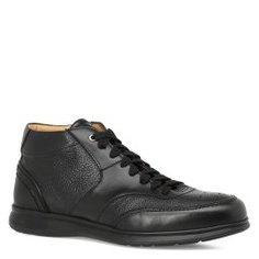 Ботинки PAKERSON 34343 B черный