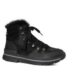 Ботинки OLANG GINGER черный
