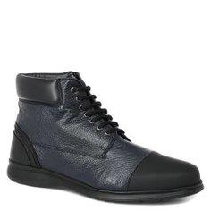 Ботинки PAKERSON 34368 темно-синий