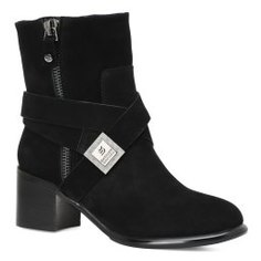 Ботинки MASSIMO SANTINI 03960007 черный