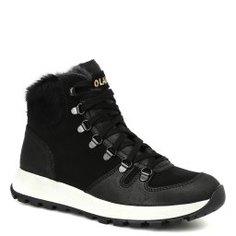 Ботинки OLANG BAMBOO черный
