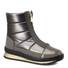 Ботинки JOG DOG 01133 коричнево-серый