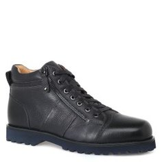 Ботинки MASSIMO SANTINI 62280006 темно-синий