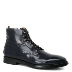 Ботинки OFFICINE CREATIVE HERG0/001 темно-синий