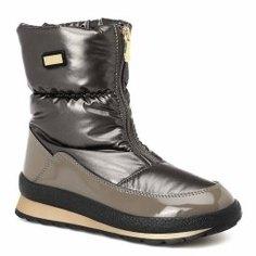 Ботинки JOG DOG 01126 коричнево-серый