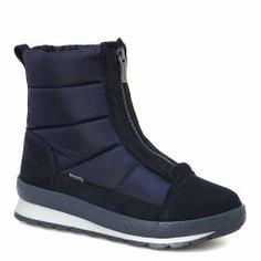 Ботинки JOG DOG 01133 темно-синий