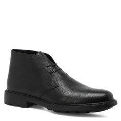Ботинки PAKERSON 34020 А черный