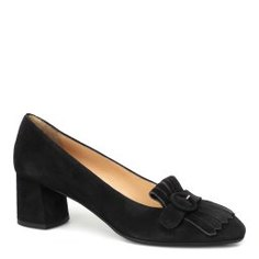 Туфли GIOVANNI FABIANI G3947 серо-черный