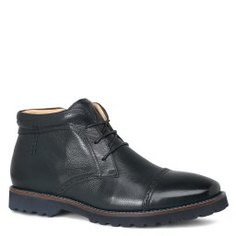 Ботинки MASSIMO SANTINI 62420003 темно-синий