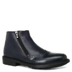 Ботинки PAKERSON 14799 А темно-синий