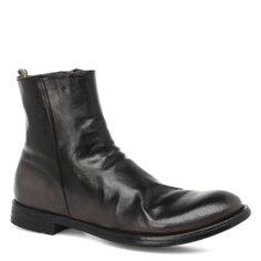 Ботинки OFFICINE CREATIVE MAVIC/044 темно-серый