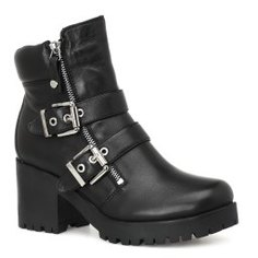 Ботинки MASSIMO SANTINI 52420017 черный