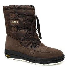 Ботинки OLANG CLARA темно-коричневый