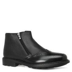 Ботинки PAKERSON 14799 А черный