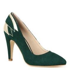 Туфли PETITE MENDIGOTE CASTRO темно-зеленый
