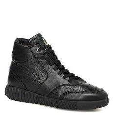 Ботинки PAKERSON 24729 А черный