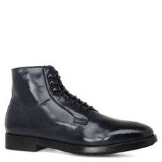 Ботинки OFFICINE CREATIVE HERGO/002 темно-синий