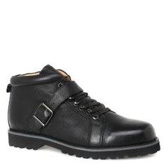 Ботинки MASSIMO SANTINI 62280005 черный