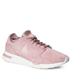 Кроссовки LE COQ SPORTIF LCS R FLOW W SUEDE/SATIN розовый