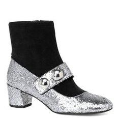 Ботинки MARC JACOBS M9001989 серебряный