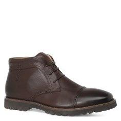 Ботинки MASSIMO SANTINI 62420003 темно-коричневый