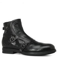 Ботинки OFFICINE CREATIVE TEMP/023 черный