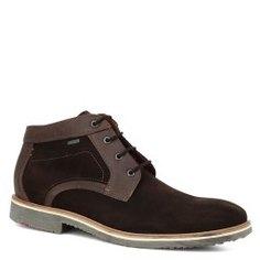 Ботинки LLOYD VALENTIN темно-коричневый