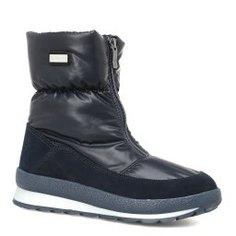 Ботинки JOG DOG 01126 темно-синий