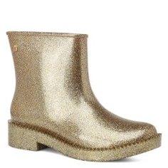 Ботинки MELISSA 32185 золотой