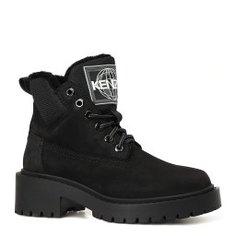 Ботинки KENZO BT345 черный