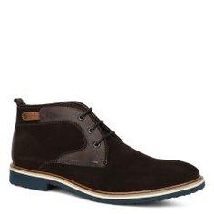 Ботинки LLOYD SASCHA темно-коричневый