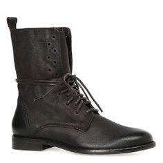 Ботинки INUOVO SPACECRAFT темно-коричневый