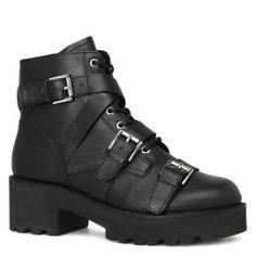 Ботинки ASH RAZOR черный