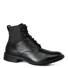 Ботинки GEOX U743PE черный