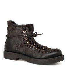 Ботинки INUOVO ERIS темно-коричневый