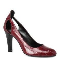 Туфли MICHEL VIVIEN FILIPPA темно-красный