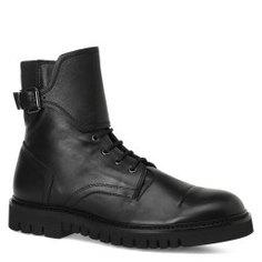 Ботинки ERNESTO DOLANI LAB6M черный