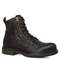 Ботинки NERO GIARDINI A705484U темно-коричневый