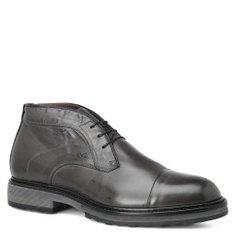 Ботинки NERO GIARDINI A705511U темно-серый