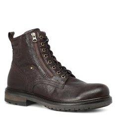 Ботинки NERO GIARDINI A705482U темно-коричневый