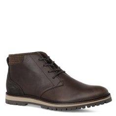 Ботинки LACOSTE CAM0080 MONTBARD CHUKKA темно-коричневый