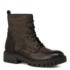 Ботинки INUOVO CLIMATE коричнево-зеленый