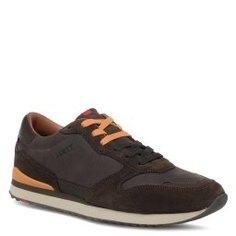 Кроссовки LLOYD EDWIN темно-коричневый